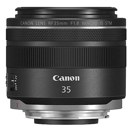 Lens Canon RF 35mm f/1.8M IS STM - Hàng Chính Hãng - Hàng Chính Hãng