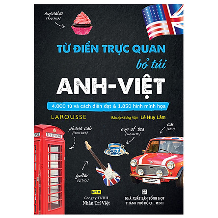 Từ Điển Trực Quan Bỏ Túi Anh-Việt