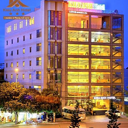Kiều Anh Hotel 3* Vũng Tàu - Ưu đãi giá mùa thấp điểm-  Khách sạn sát biển, bữa sáng miễn phí