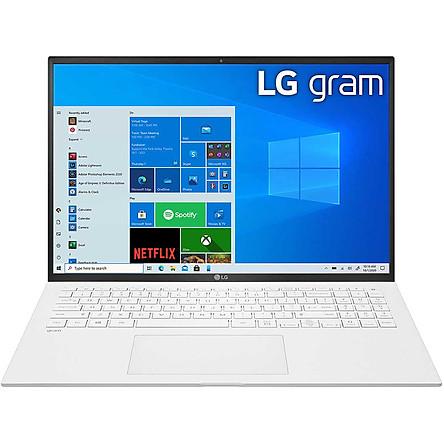 Laptop LG Gram 2021 16ZD90P-G.AX54A5 (Core i7-1165G7/ 8GB LPDDR4X/ 512GB SSD NVMe/ 16 WQXGA IPS/ NonOS) - Hàng Chính Hãng