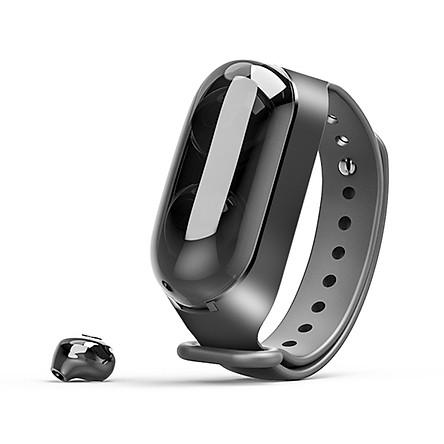 Tai Nghe Bluetooth Không Dây VINETTEAM S20 Âm Thanh Nổi -Tự Động Kết Nối - Tương Thích Với Các Dòng Điện Thoại - Kiêm Vòng Đeo Tay Phiên Bản Mới 2020 -4213- Hàng Chính Hãng (màu ngẫu nhiên)