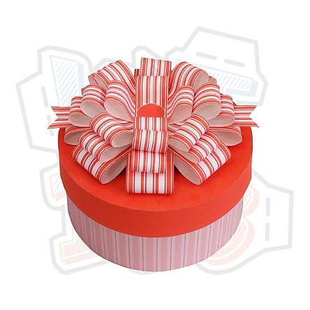 Mô hình giấy đồ chơi Gift box 1