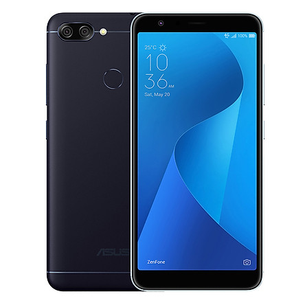 Điện Thoại Asus Zenfone Max Plus M1 ZB570TL (32GB/3GB) - Đen - Hàng Chính Hãng