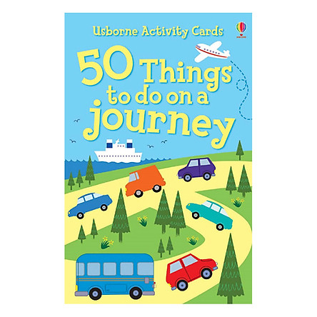 Usborne 50 things to do on a journey