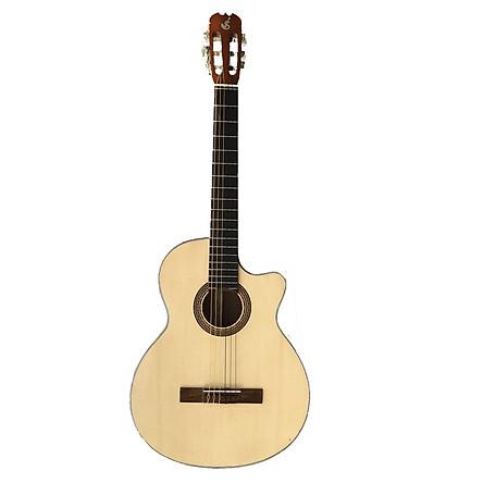 Đàn guitar classic khuyết CLK850