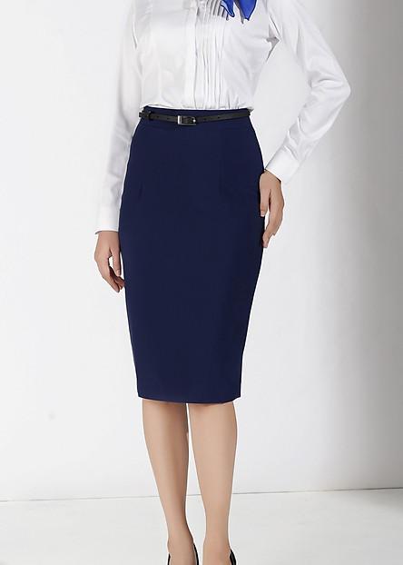 Váy BC lưng cao TL 101 xanh đen 28