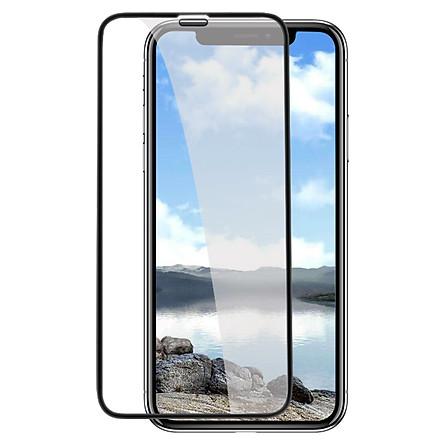 Miếng dán kính cường lực 10D cho Iphone  X, XR, XS MAX, IP 7 PLUS, 7, IP 6 PLUS, 6 (Trắng, Đen)