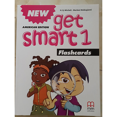 MM Publications: New get Smart 1 Flashcards