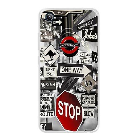 Ốp lưng dẻo cho điện thoại Vivo Y91C - 0080 STREET01 - Hàng Chính Hãng