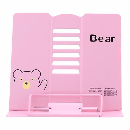 Giá Kẹp Sách, Đỡ Sách, Đọc Sách Chống Cận - Bear 2