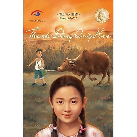 Thanh Đồng Quỳ Hoa Tặng Kèm BookMark Kẽm