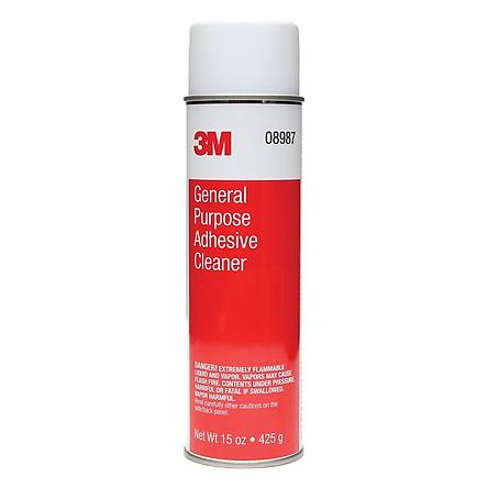 Dung Dịch Tẩy Nhựa Đường Đa Năng 3M General Purpose Adhesive Cle