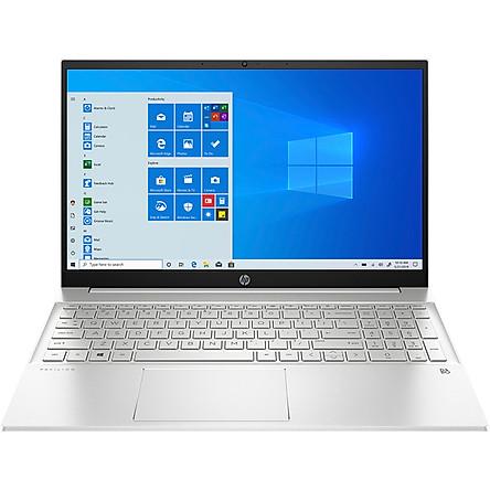Laptop HP Pavilion 15-eg0069TU 2L9H2PA (Core i5-1135G7/ 8GB (4GBx2) DDR4 3200MHz/ 512GB PCIe NVMe M.2 SSD/ 15.6 FHD IPS/ Win10 + Office) - Hàng Chính Hãng
