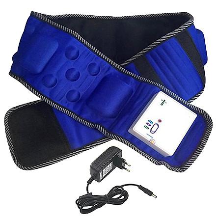 Đai massage bụng X5 không dây pin sạc HL-601 - 1 cần gạt