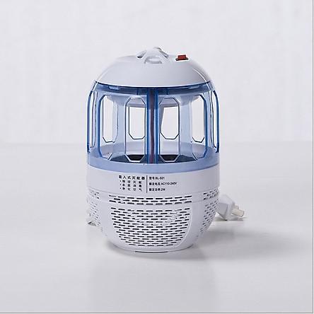 Đèn bắt muỗi, diệt muỗi tiện lợi an toàn