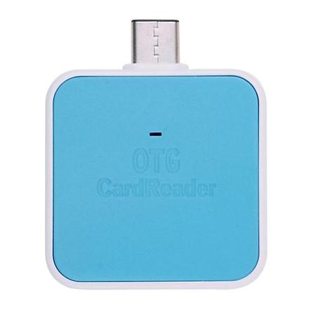 USB Type C TF SD Memory Card Reader OTG Adapter For Samsung
