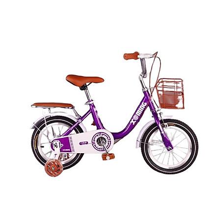 Xe đạp cho bé gái 1 gióng bánh 12,14, 16, 18,20 inch cho bé mẫu mới nhất