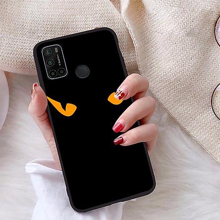 Ốp lưng iCase Color dành cho Vsmart Joy 4 chất liệu viền dẻo lưng cứng nhám TPU có hai lỗ xỏ dây đeo in nổi 4D hình Bộ Sưu Tập Phong Cách Trẻ Trung - Tặng Popsocket in logo iCase - Hàng chính hãng
