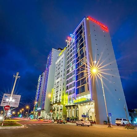 Dana Marina Hotel 4* Đà Nẵng - Hồ Bơi, Buffet Sáng, Gần Biển Mỹ Khê, Vị Trí Cực Đẹp & Thuận Tiện