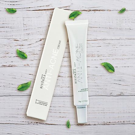 Biyokea Natural Anti Acne Cream 50gr