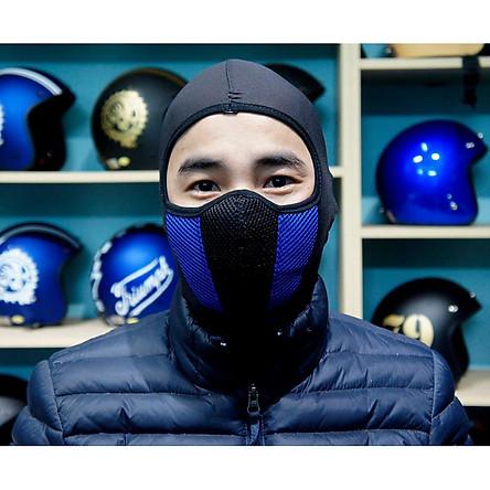 Mũ ninja trùm đầu