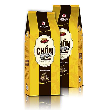 Cà phê Mê Trang Chồn