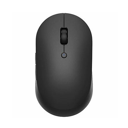 Chuột Không Dây Xiaomi Mi Dual Mode Wireless Mouse Silent Edition - Hàng Chính Hãng