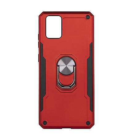 Ốp lưng Samsung A51 siêu chống sốc có hít xe hơi(3 màu) - Hàng Chính Hãng