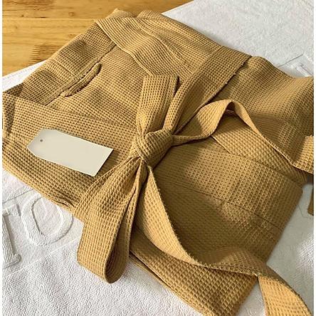 Áo choàng tắm 100% cotton, áo choàng tắm khách sạn, Spa, Homestay