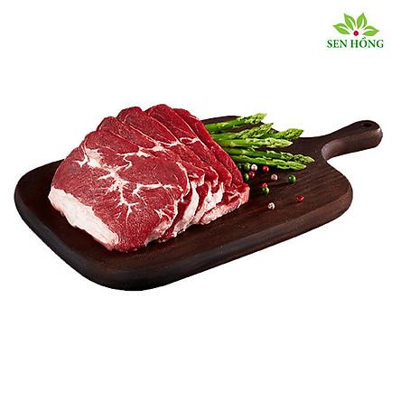 [Chỉ Giao HCM] - Thăn vai bò Mỹ BBQ - 300gr