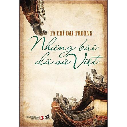 Những Bài Dã Sử Việt (Bìa Cứng)