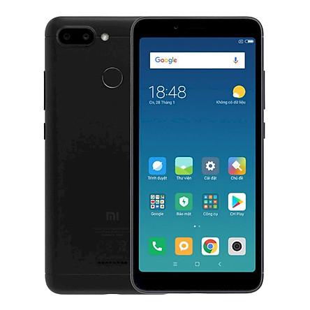 Điện Thoại Xiaomi Redmi 6 (3/32GB) - Hàng Chính Hãng