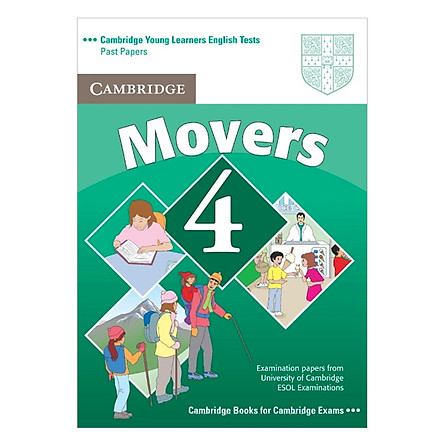 Cambridge Young Learner English Test Movers 4: Student Book