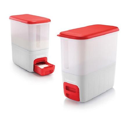 Thùng gạo Rice Dispenser 10kg Tupperware