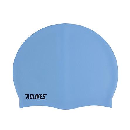 Nón bơi, mũ bơi chính hãng Aolikes AL5010
