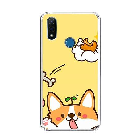Ốp lưng dẻo cho điện thoại Vsmart Joy 2 Plus - 0260 CUTE09 - Hàng Chính Hãng