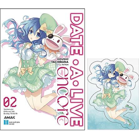 Date A Live Encore - Tập 2