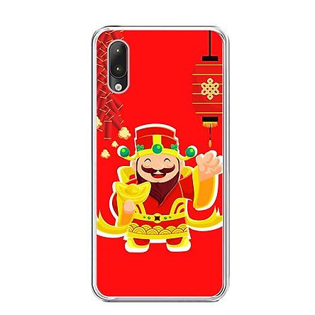 Ốp lưng dẻo cho điện thoại Vsmart Star - 0153 THANTAI05 - Hàng Chính Hãng