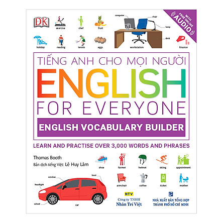English For Everyone – English Vocabulary Builder