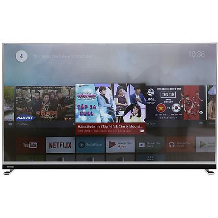 Android Tivi Toshiba 4K 49 inch 49U9750 - HÀNG CHÍNH HÃNG
