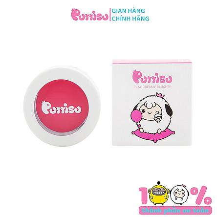 Phấn má hồng cho em bé Puttisu Play Creamy 30gr
