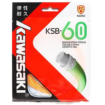 Dây Đan Vợt Cầu Lông KAWASAKI KSB-60 0.72mm