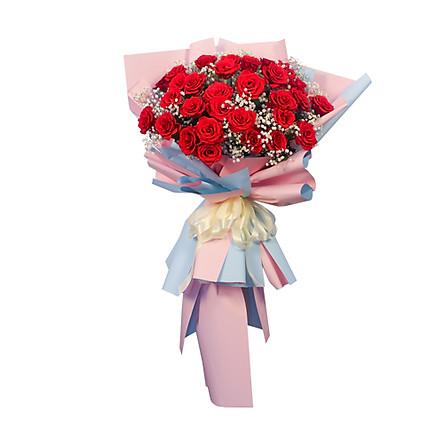 Bó hoa tươi - Tình Yêu Lớn 4354