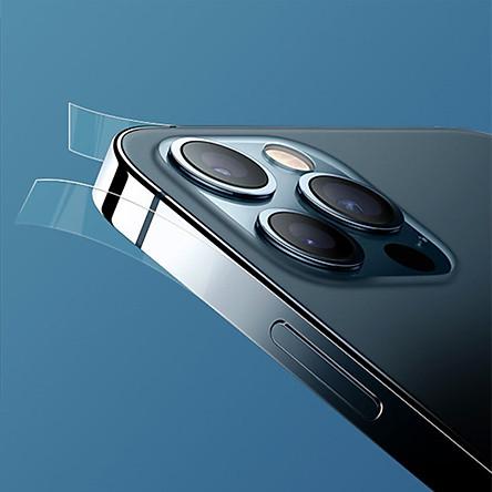 Miếng Dán GOR Bảo Vệ Viền cho iPhone 12 Mini / 12 / 12 Pro / 12 Pro Max (5 Bộ Miếng Dán) - Hàng Nhập Khẩu