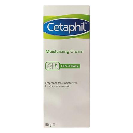 Kem Dưỡng Ẩm Cetaphil Moisturizing Cream (50g)
