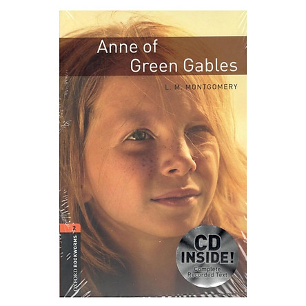 Oxford Bookworms Library (3 Ed.) 2: Anne Of Green Gables Audio CD Pack