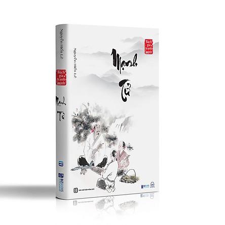 Sách - Mạnh Tử - Nguyễn Hiến Lê (Tuyển Tập Bách Gia Tranh Minh)
