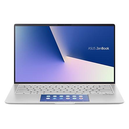 Laptop ASUS ZenBook UX434FLC-A6212T (Core i5-10210U/ 8GB LPDDR3 2133MHz/ 512GB SSD M.2 PCIE/ MX250 2GB/ 14 FHD IPS/ Win10) - Hàng Chính Hãng