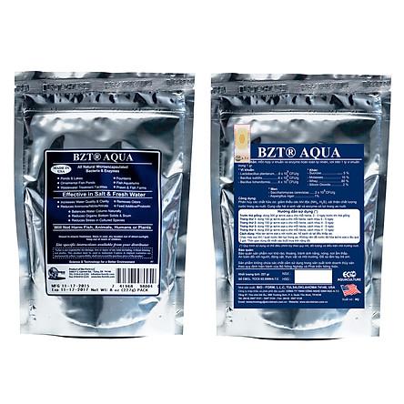 Men vi sinh làm sạch nước hồ kiểng hoặc hồ công nghiệp BZT AQUA