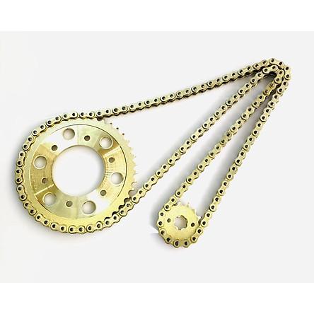 nhông sên đĩa vàng dành cho xe exciter 150